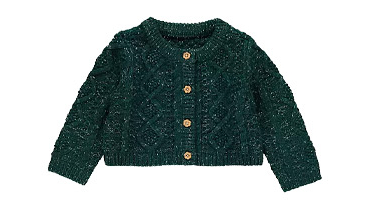 Keep your little one cosy and stylish with our range of cardigans