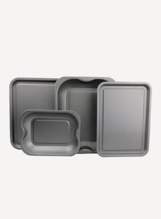 Non-stick Baking Tray Set 4 Piece