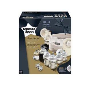 Tommee Tippee Breast & Bottle Feeding Essentials Kit.