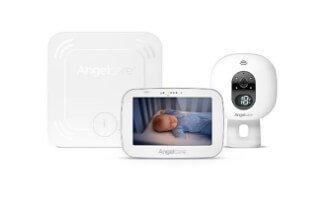 Angelcare AC527 Baby Movement Monitor with Video.