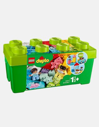 LEGO DUPLO Classic Brick Box Set 10913.