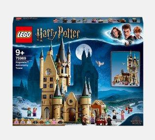 LEGO Harry Potter Hogwarts Astronomy Tower Set 75969.