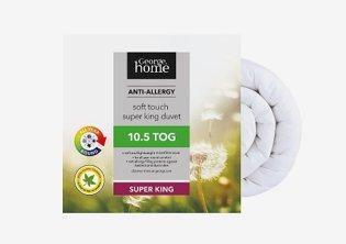 Anti Allergy Duvet 10.5 Tog.