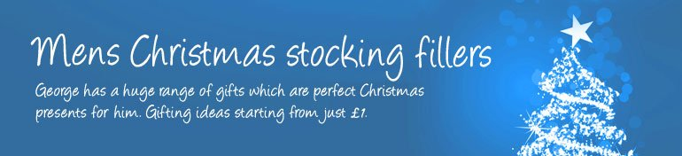Mens Christmas Stocking Fillers