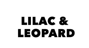 Lilac & Leopard