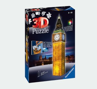3D puzzle game.